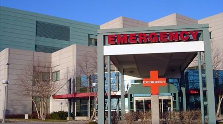 Emergency rooms and trauma centers
